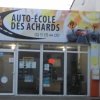 Auto ecole à La Mothe-Achard (85150) : AUTO ECOLE DES ACHARDS