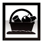 Idéogramme représentant des produits du terroir