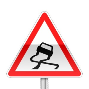 Extrem Panneaux de signalisation - Panneaux de Danger - Code de la route  SE88