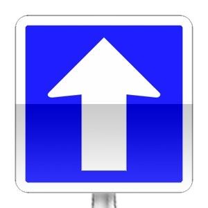 panneaux de signalisation routi re sur passe ton code panneaux d 39 indication c12. Black Bedroom Furniture Sets. Home Design Ideas