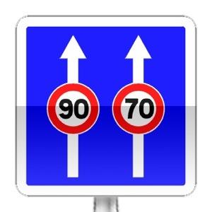 panneaux de signalisation routi re sur passe ton code panneaux d 39 indication c24a. Black Bedroom Furniture Sets. Home Design Ideas