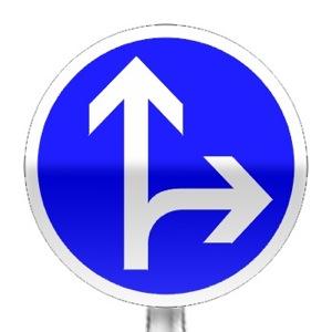 Panneaux de signalisation panneaux d 39 obligation b21d1 for Ramonage obligatoire ou pas