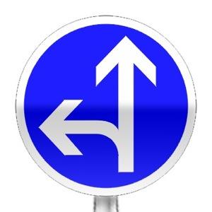 Panneaux de signalisation panneaux d 39 obligation b21d2 for Ramonage obligatoire ou pas