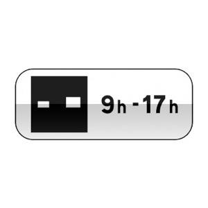 panonceaux m6c tous les panneaux de signalisation sur passe ton code. Black Bedroom Furniture Sets. Home Design Ideas
