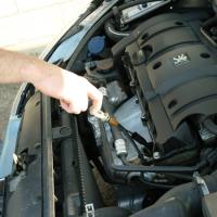 L'entretien du véhicule