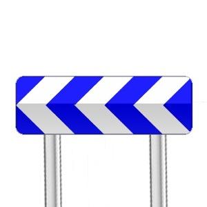 panneaux de signalisation balises j4 code de la route gratuit sur. Black Bedroom Furniture Sets. Home Design Ideas