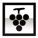 Idéogramme représentant des produits vinicoles
