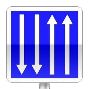 panneaux d 39 indication c29a tous les panneaux de signalisation sur passe ton code. Black Bedroom Furniture Sets. Home Design Ideas