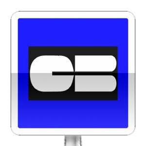 Panneau d'indication de paiement par carte bancaire