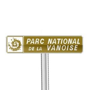 Panneaux de localisation d'un parc national, naturel régional, d'une réserve naturelle ou d'un terrain du conservatoire du littoral et des rivages lacustres