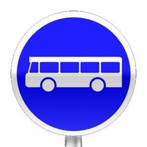 panneaux de signalisation panneaux d 39 obligation b27a code de la route gratuit sur. Black Bedroom Furniture Sets. Home Design Ideas