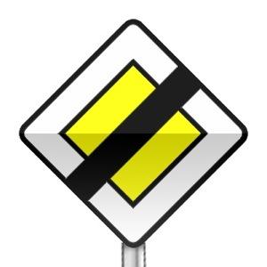 panneaux de signalisation routi re sur passe ton code panneaux de priorit ab7. Black Bedroom Furniture Sets. Home Design Ideas