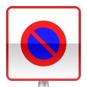 panneaux de signalisation panneaux de zone b6b1 code de la route gratuit sur. Black Bedroom Furniture Sets. Home Design Ideas