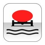 Panonceau désignant les véhicules transportant des marchandises de nature à polluer les eaux