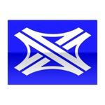 Symbole permettant de signaler une bifurcation autoroutière