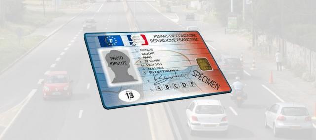 permis électronique